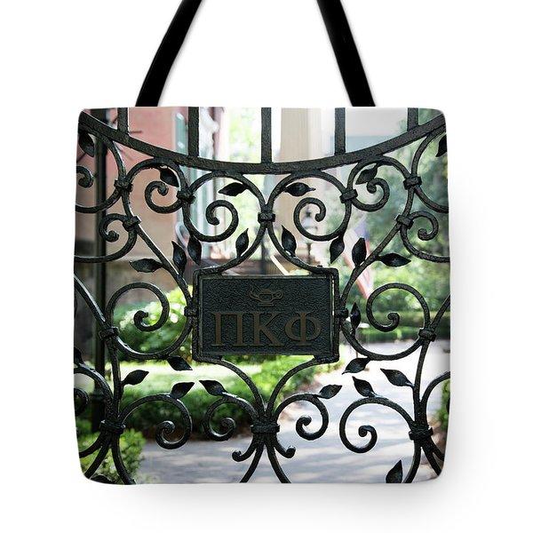 Pi Kappa Phi Gate Tote Bag