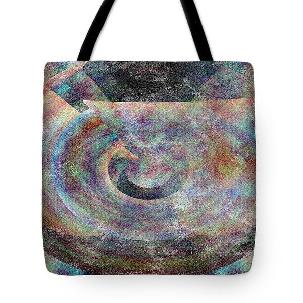 Pi Plus Tote Bag by Christopher Gaston