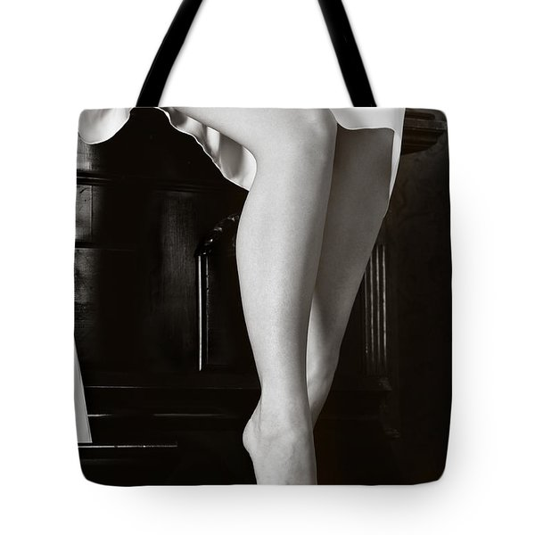 Piano #021389 Tote Bag