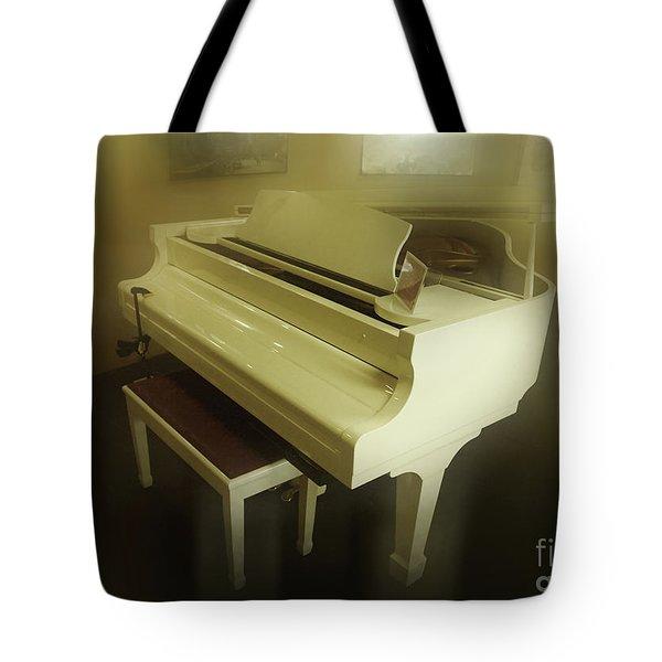Piano Dream Tote Bag