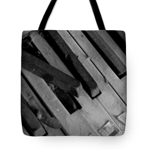 Piano2 Tote Bag