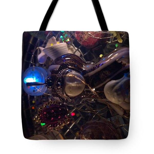 Pic 3 Tote Bag