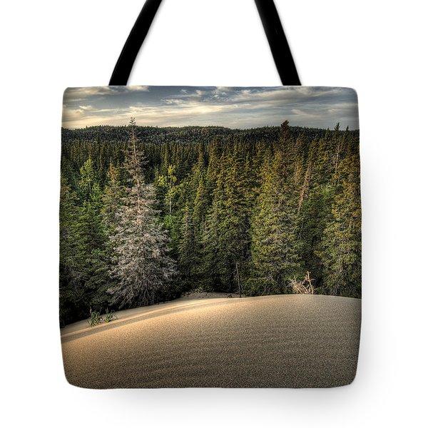 Pic Dunes   Tote Bag