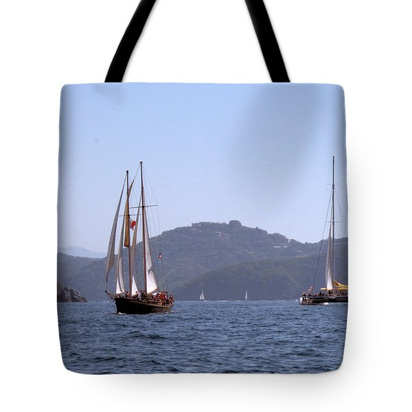 Picante And Patricia Belle Tote Bag