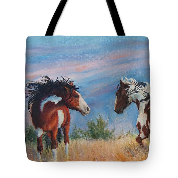 Picasso Challenge Tote Bag
