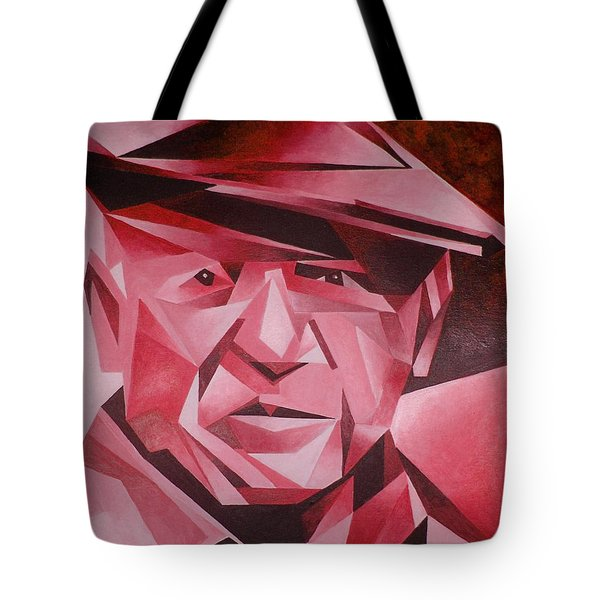 Picasso Portrait The Rose Period Tote Bag