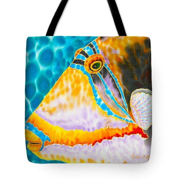 Picasso Trigger Face Tote Bag