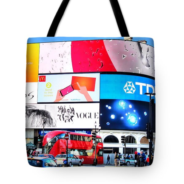 Piccadilly Magic Tote Bag