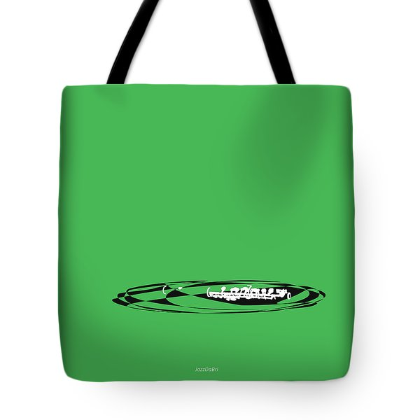 Piccolo In Green Tote Bag