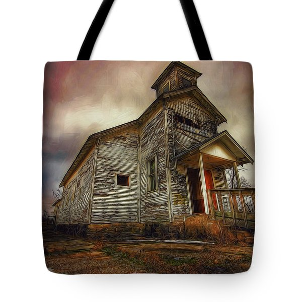 Picher Christian Church Tote Bag
