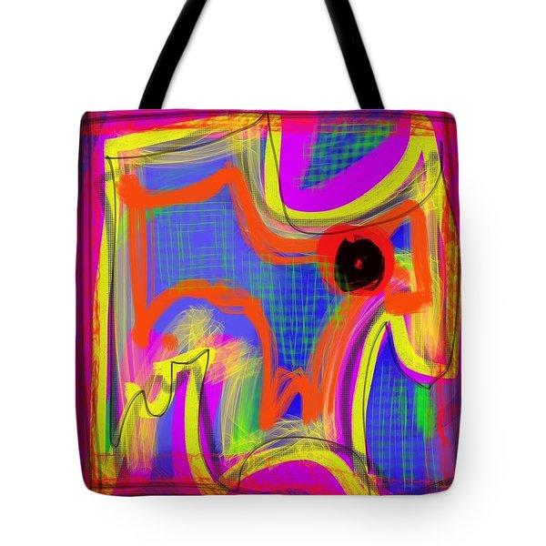 Pichorso Tote Bag