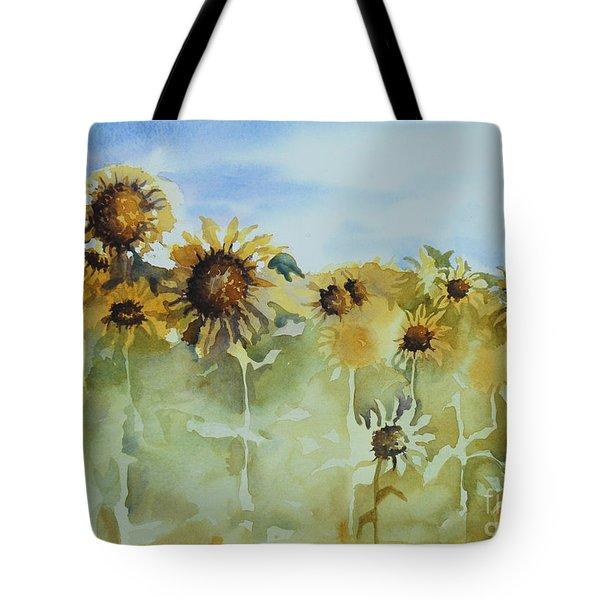 Pick Me Tote Bag by Gretchen Bjornson