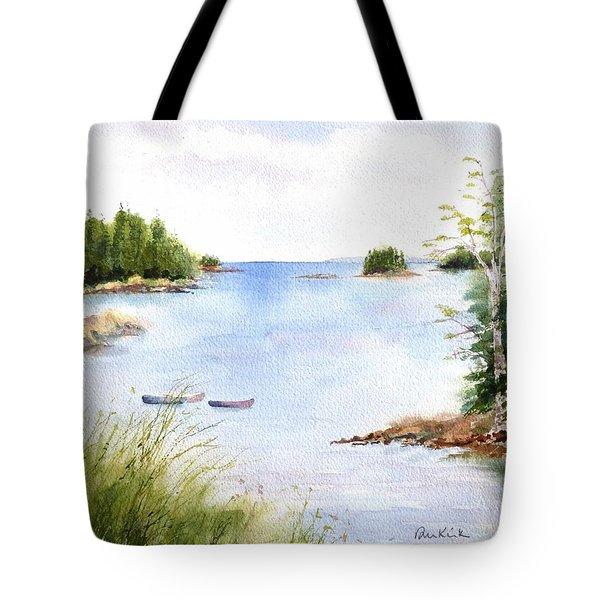 Pickering Cove Tote Bag