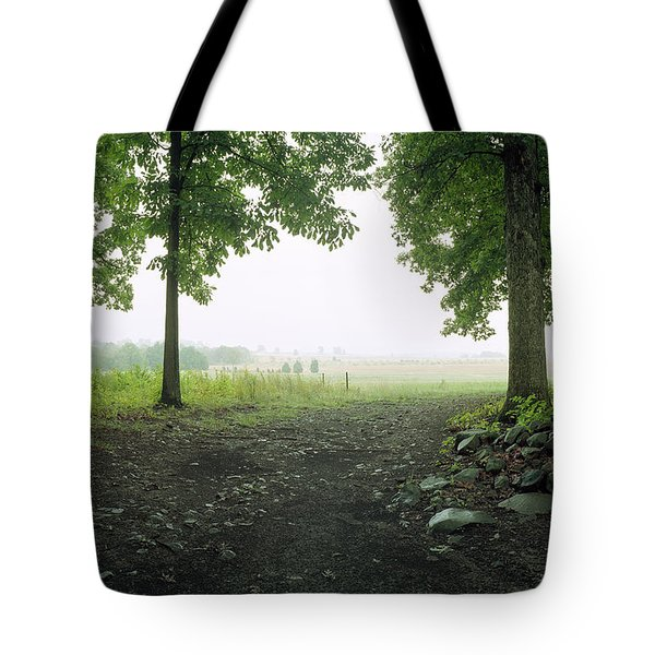 Pickett's Charge Tote Bag