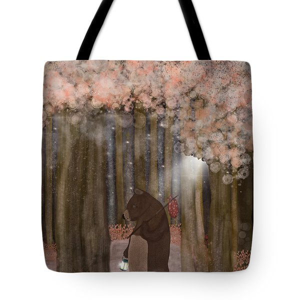 Pickle Wood Tote Bag