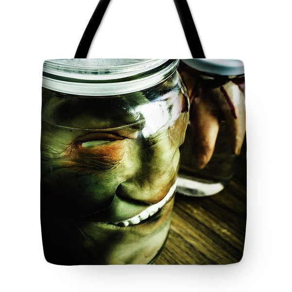 Pickled Monsters Tote Bag