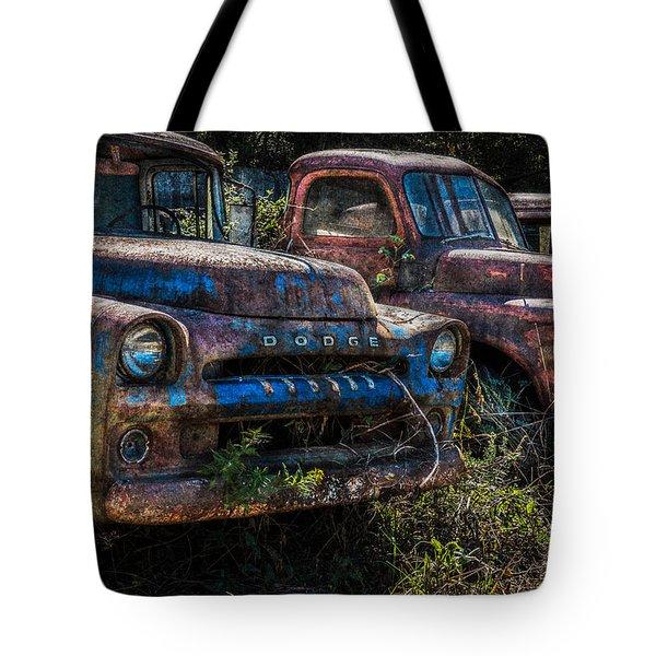 Pickup Line Tote Bag