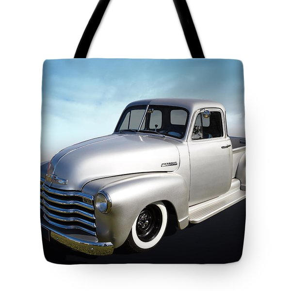 Tote Bag featuring the photograph Pickup Truck by Keith Hawley