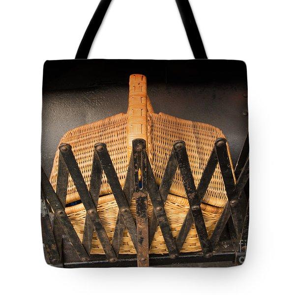 Picnic Anyone Tote Bag