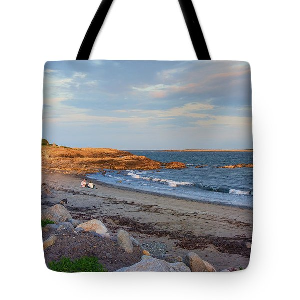 Picnic At Sunset Tote Bag