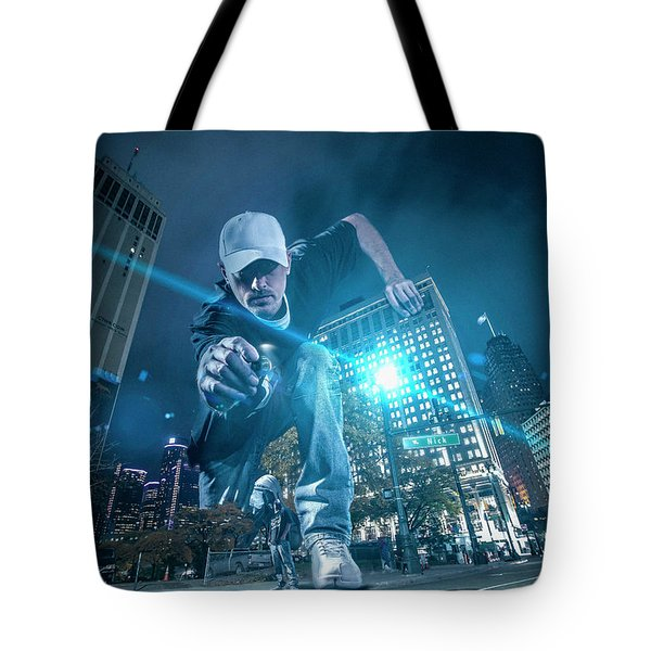 Tote Bag featuring the photograph Pics By Nick by Nicholas Grunas