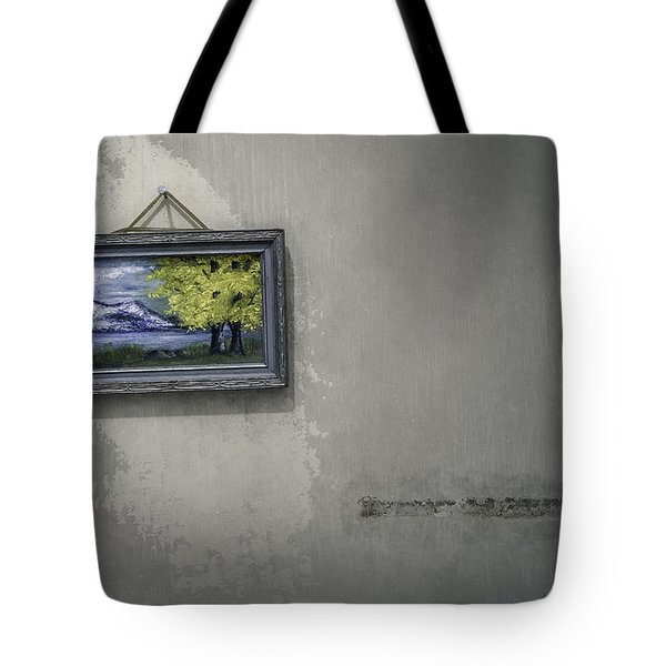 Picture Of Hope Tote Bag