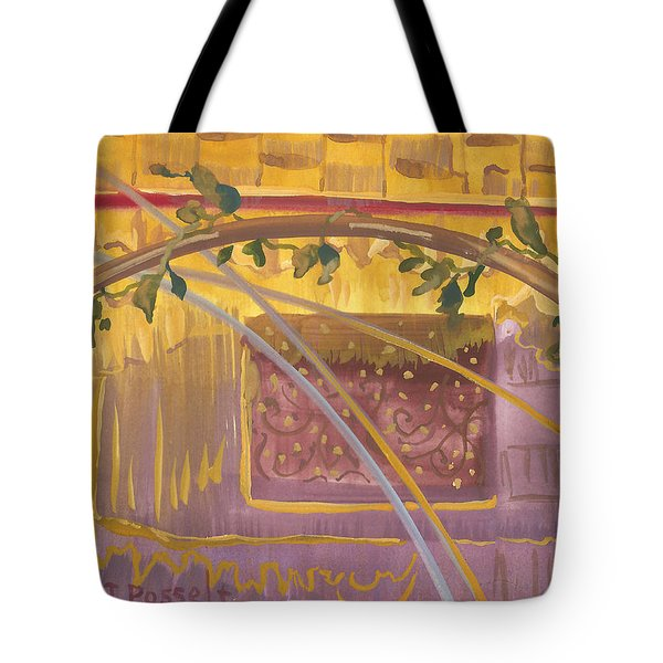 Picture Window Tote Bag