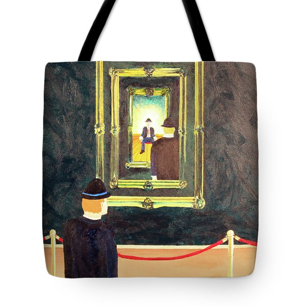 Pictures At An Exhibition Tote Bag by Thomas Blood