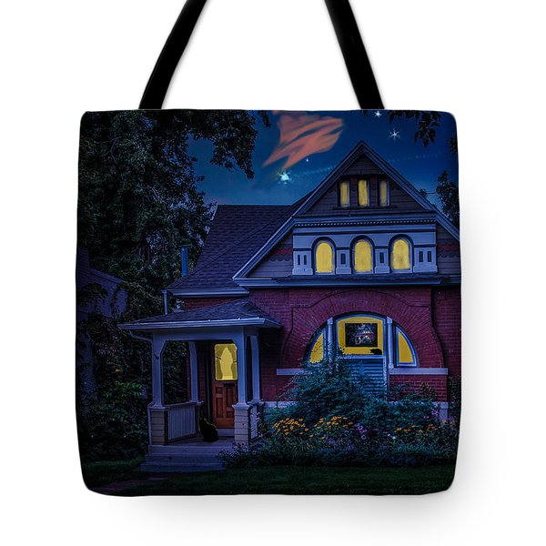 Picutre Window Tote Bag