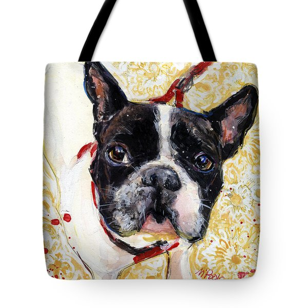 Pie And I Tote Bag by Molly Poole