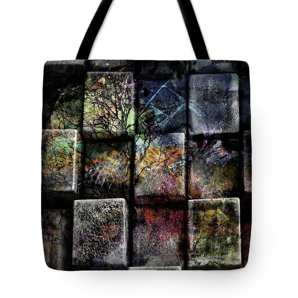 Pieces Tote Bag