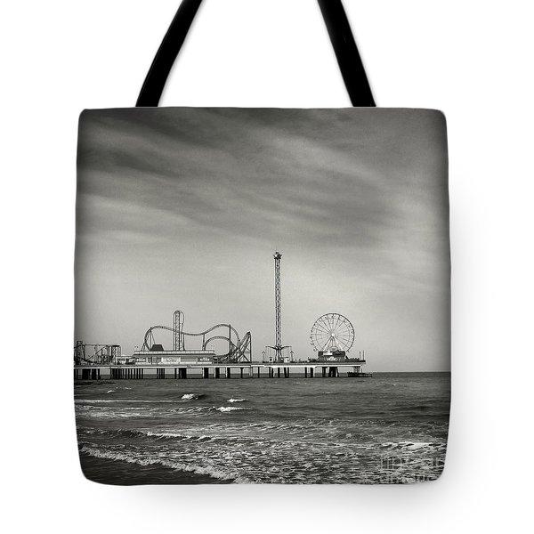 Pier 2 Tote Bag