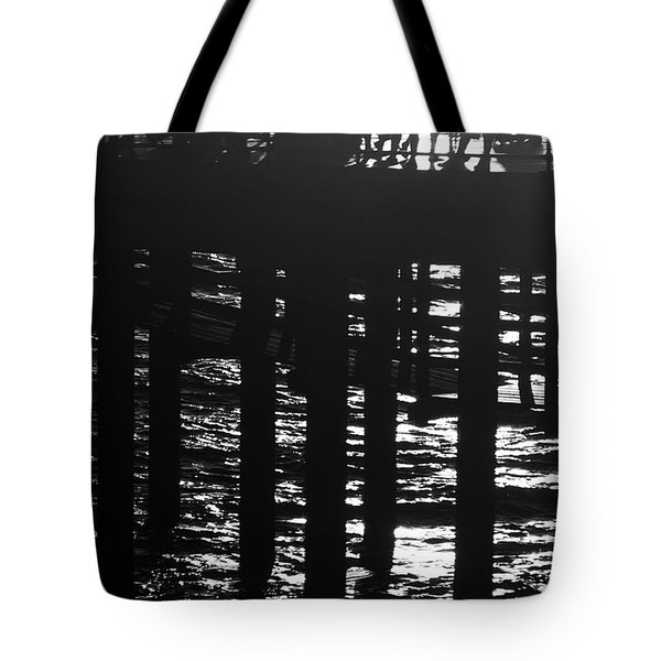 Pier Pressure Tote Bag