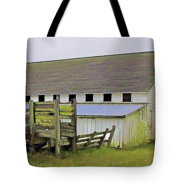 Pierce Pt. Ranch Barn Tote Bag