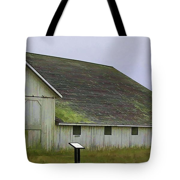 Pierce Pt. Ranch Study Tote Bag