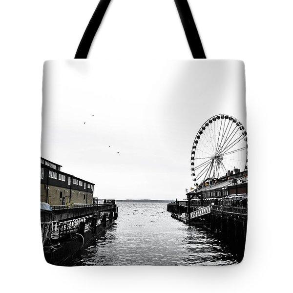 Pierless 2 Tote Bag