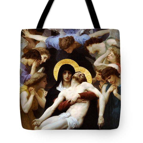 Pieta 1876 Tote Bag