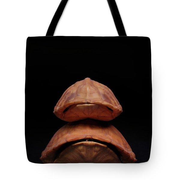 Piggyback Ride Tote Bag by Adam Long