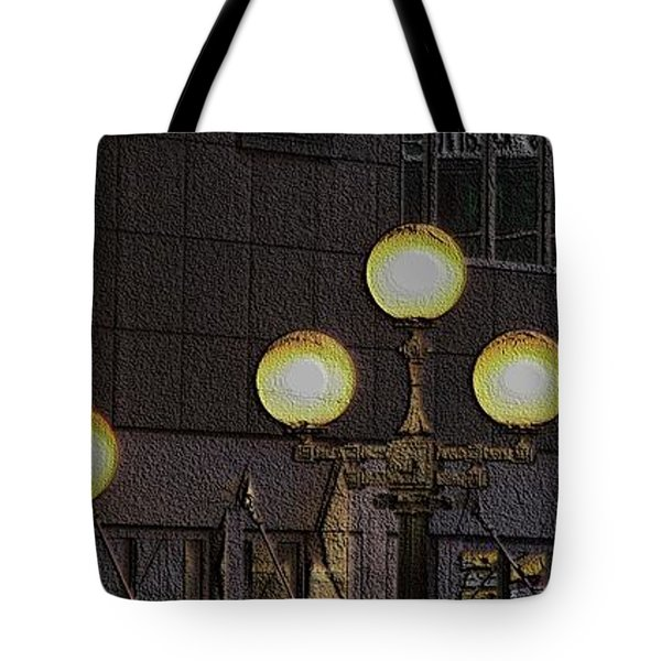 Pike Lights  Tote Bag by Tim Allen