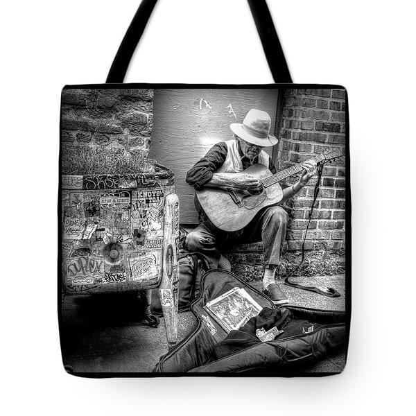 Pike Market Solo Tote Bag