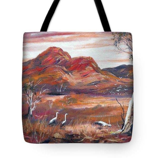 Pilbara, Outback, Western Australia, Tote Bag