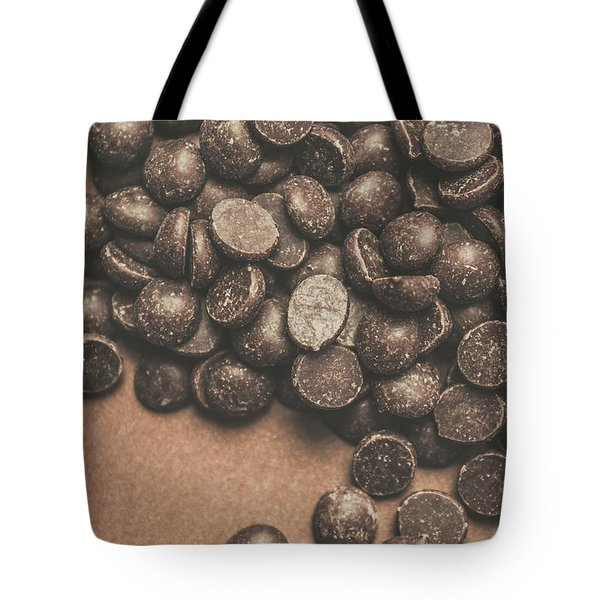 Pile Of Chocolate Chip Chunks Tote Bag