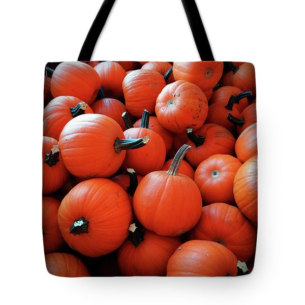 Pile Of Pumpkins Tote Bag
