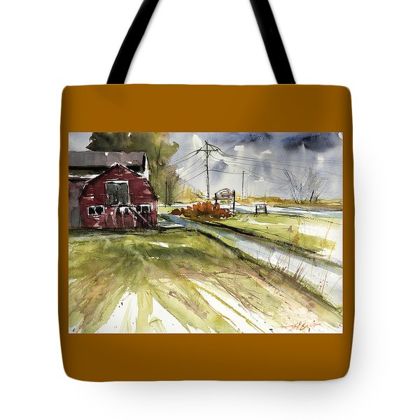 Pile Of Pumpkins Tote Bag by Judith Levins