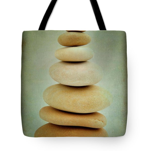 Pile Of Stones Tote Bag