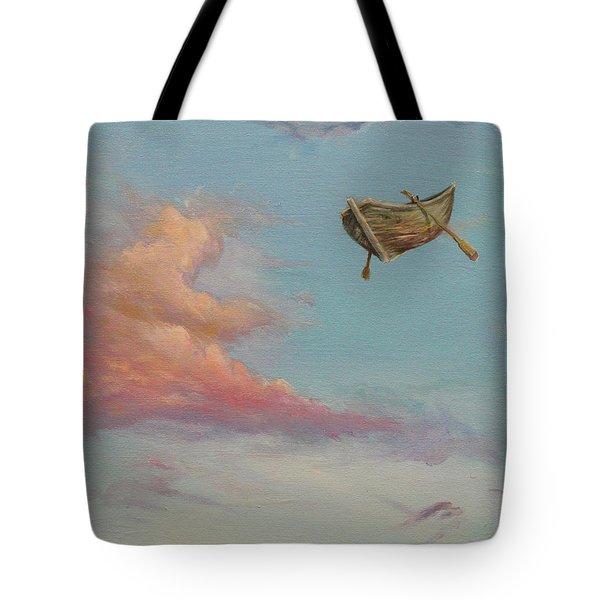 Pilgrim Soul Tote Bag