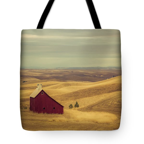 Pillbox Barn Tote Bag