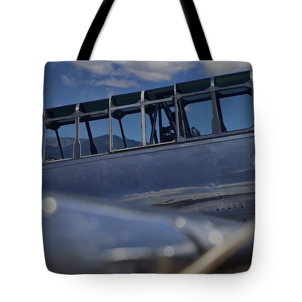 Pilots Office Tote Bag