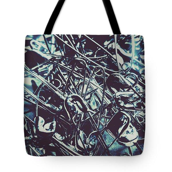 Pin And Sew Tote Bag