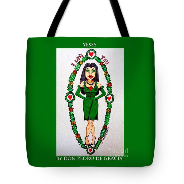 Yessy Tote Bag